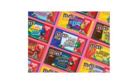 M&M messages packs