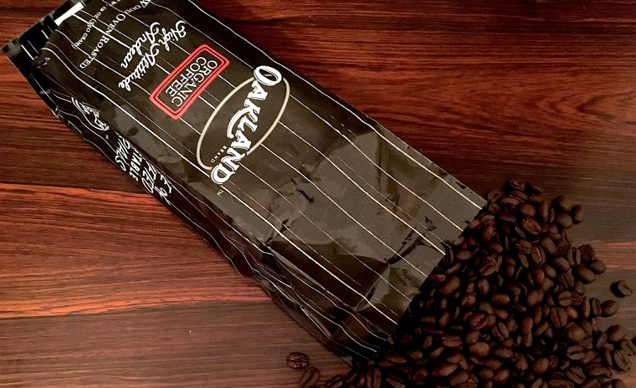 Oakland Coffee Works offers organic coffee in bags and single-serve pods crafted from certified compostable materials