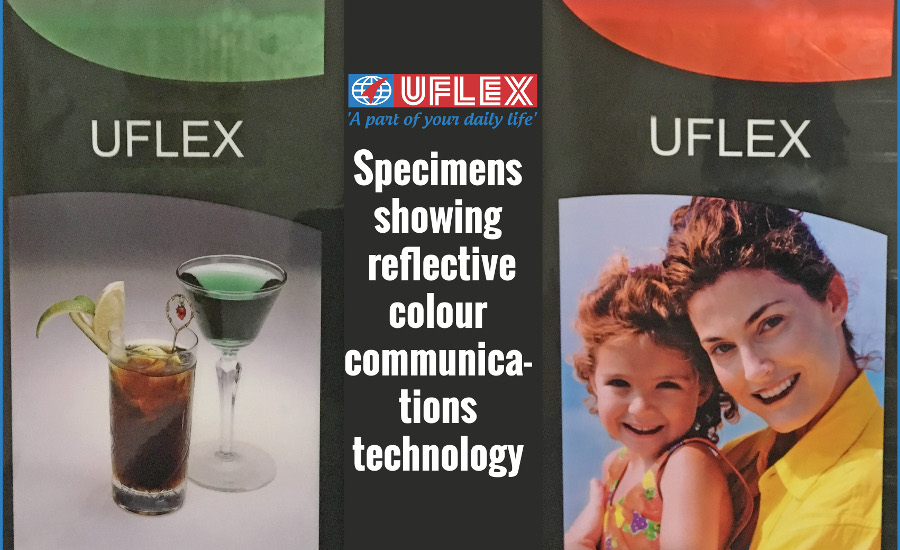Uflex color management