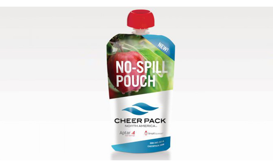 No Spill Pouch