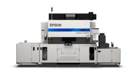 Epson SurePress L-6534VW UV Digital Label Press