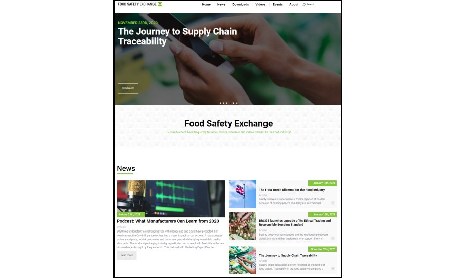 Food Safety Exchange