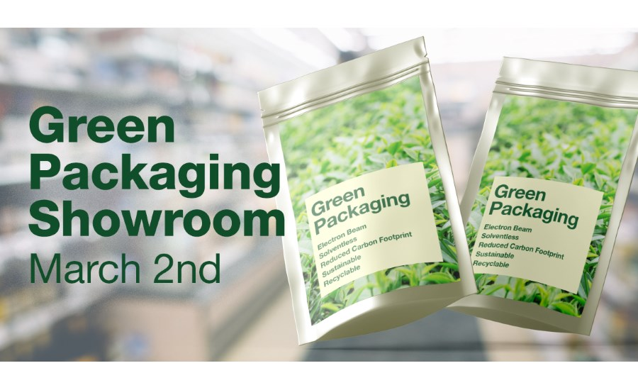 Green Packaging Showroom