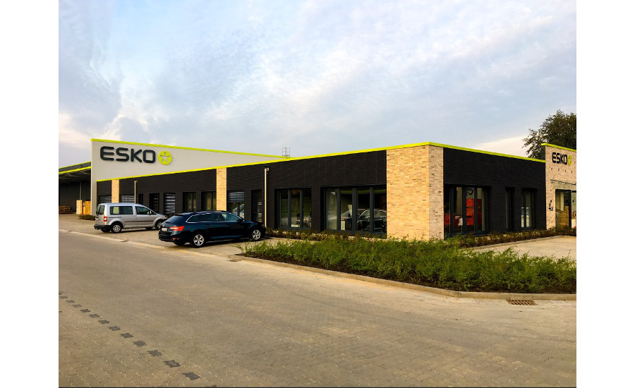 Esko germany plant