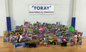 Toray Charity