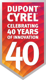 DuPont Celebrates 40 Years of Innovation with Cyrel Flexographic Printing Systems