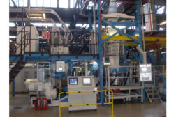 Valeron Strength Films extrusion line