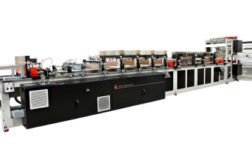 Admiral Packaging stand-up pouch machine