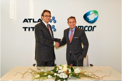 Amcor Flexible and Atlas Titan