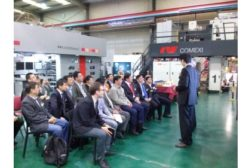 Comexi Group opens China facility