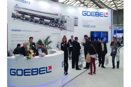 Goebel at Chinaplas 2014 feature