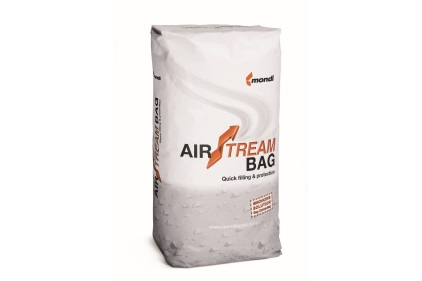 Mondi Americas Airstream bag feature