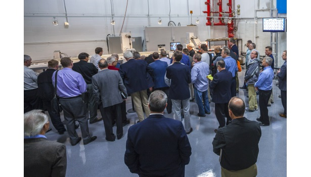Mark Andy open house for flexible packaging converters