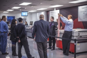 Mark Andy Expands Technology Center with Esko and DuPont