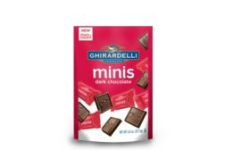 Chocolate minis pack pouches