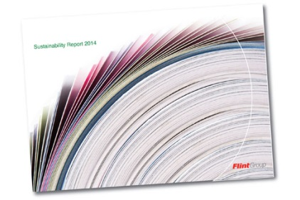 Flint Group 2014 sustainability report feature