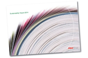 Flint Group 2014 sustainability report
