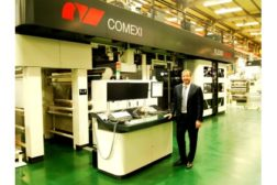 Comexi Group appoints new managing director