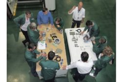 Comexi Group flexible packaging conversion training course