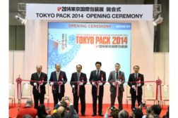 Tokyo Pack 2014 opening ceremony