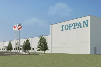 Toppan builds new plant feature