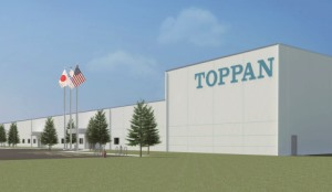 Toppan builds new plant