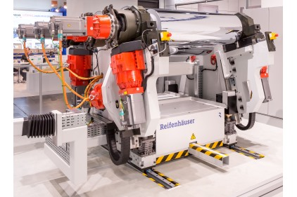 Reifenhauser packaging machinery at NPE2015 feature