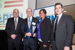 Toray Plastics America wins safety award