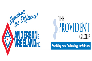 AV and Provident Group logos