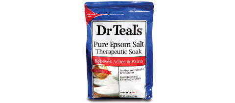 6lb Dr. Teal's Epsom Salt Magnesium Sulfate from Plastic Packaging Technologies