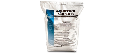 Aquathol Super K - Granular Aquatic Herbicide, 20 lbs. from Mondi AG