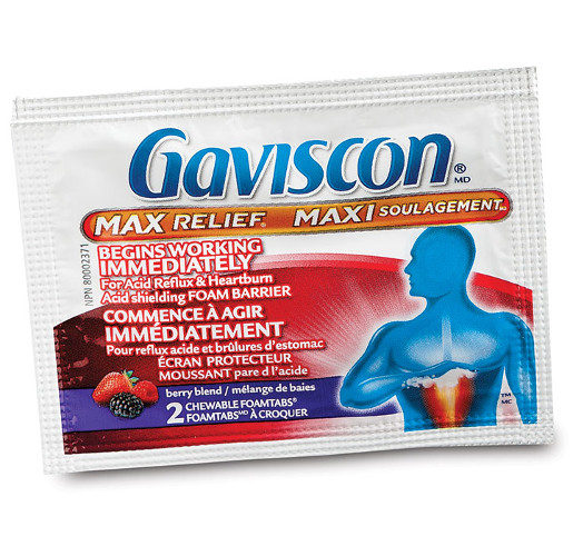 Gaviscon Max Berry from Glenroy
