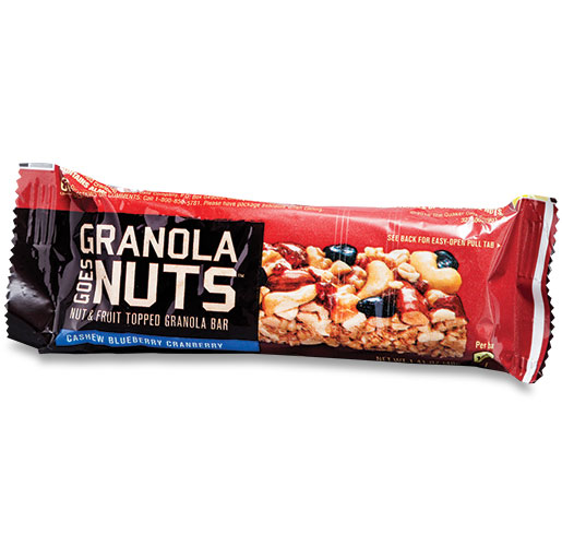 Granola Goes Nuts by Printpack