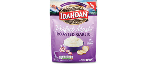 Idahoan Foods Perfect Mash by American Packaging Corp.
