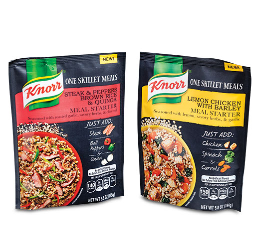 Knorr One Skillet Meals from American Packaging Corporation