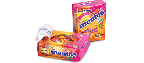 Perfetti Van Melle PrimaPak® Package by Sonoco Flexible Packaging