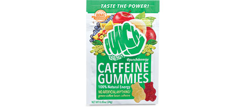 Punch'd Gummies Pouch by Inland Packaging