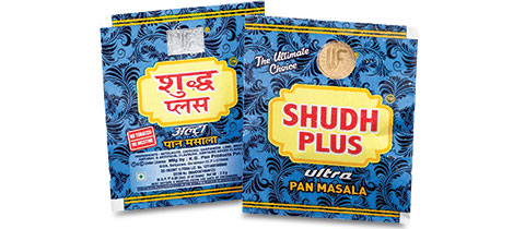 Shudh Plus Sachet by Flex Films (USA) Inc.