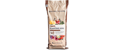 Whitney Farms Soil Packaging by ProAmpac