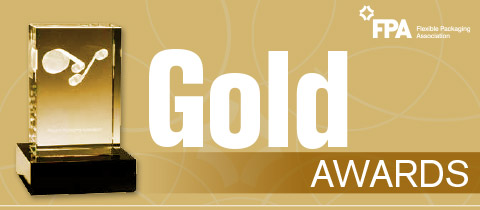 FPA Flexible Packaging Achievement Awards Gold