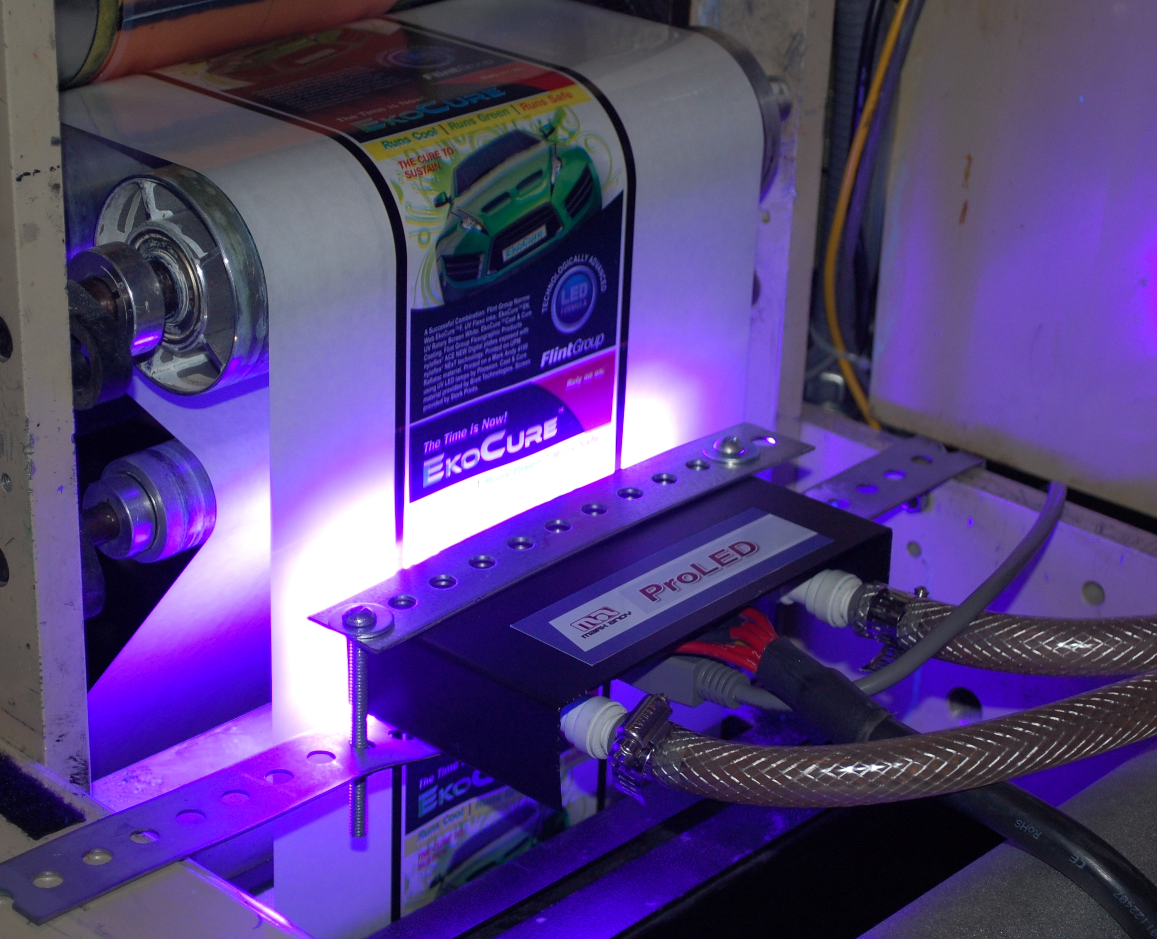 Uv Led The Future Is Today The Time Is Now Flexible