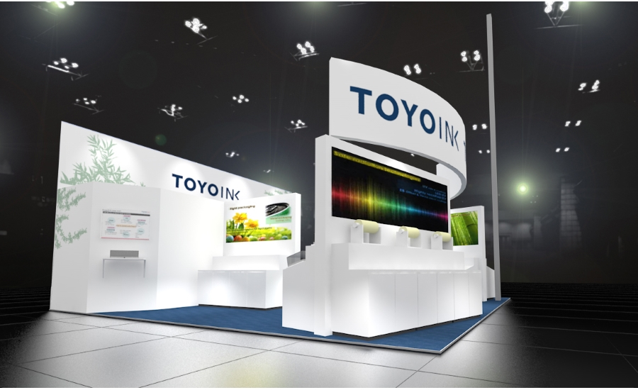 Toyo Booth
